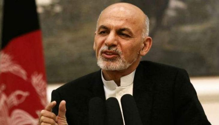 Afghan President Says Regional, Int'l Coalition for Afghan Peace Needed