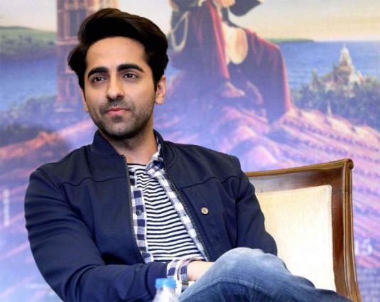 Ayushmann Khurrana on his diverse roles: I have a free pass from viewers to do different cinema