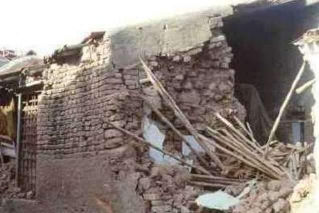 Two minors killed in wall collapse in Multan