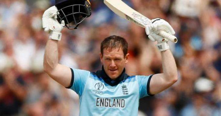 Morgan sets new sixes record as England run riot against Afghanistan