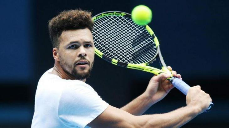 Tsonga beats Paire to set up potential Federer clash