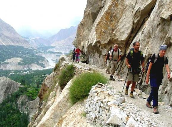 Two int'l teams to feature in 'Tour de Khunjerab'