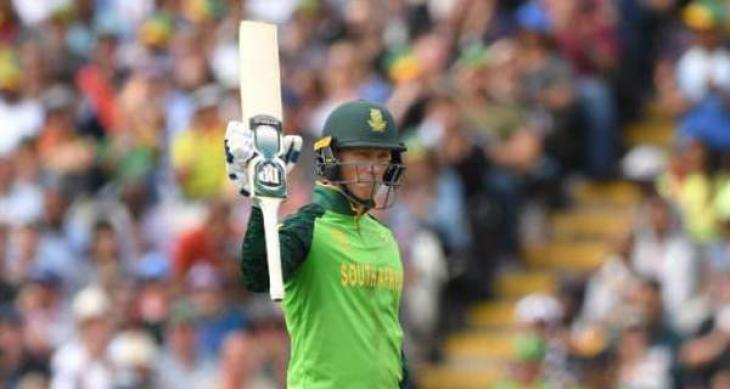Van der Dussen give struggling South Africa hope against New Zealand