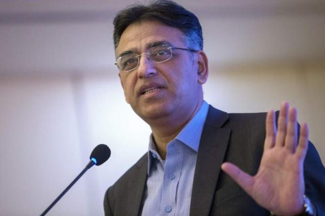 Senior leader of Pakistan Tehreek-e-Insaf (PTI) Asad Umer  asks govt to review taxes on edibles, small vehicles