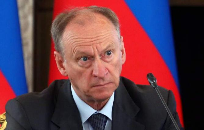 Philippine Security Adviser Says Discussed South China Sea With Russia's Patrushev