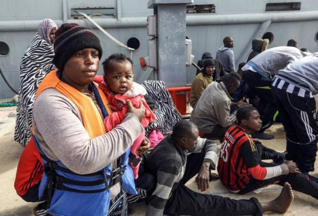 No Official Tuberculosis Cases Recorded at Libyan Migrant Detention Centers - Red Crescent