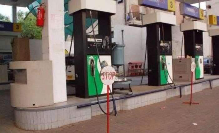 Two illegal petrol pumps sealed in Jhang