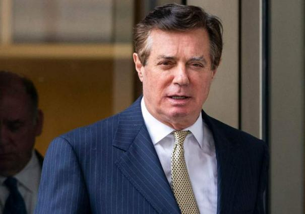 Manafort to Be Arraigned Over New York State Fraud Charges in Court Thursday - Reports