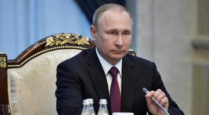 UK's Johnson downbeat on ties with Russia under Putin