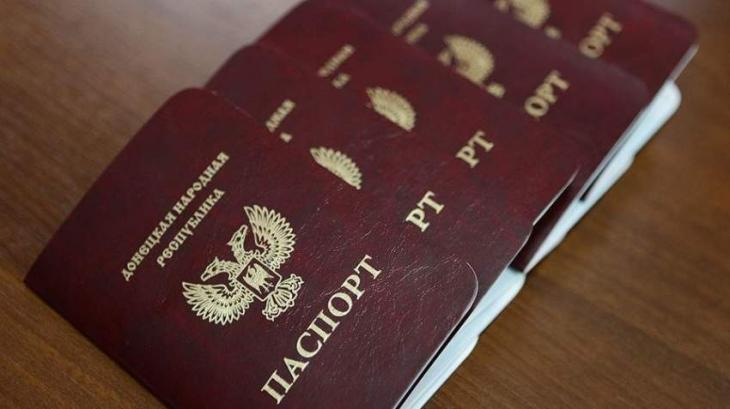 Over 1,000 DPR Residents Received Russian Passports in Past 2 Weeks - Migration Service