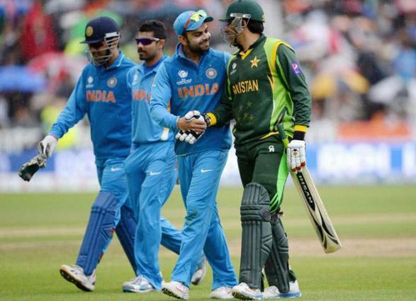 Divided by borders, united by cricket: Pakistan to root for India against England today