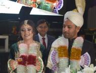 Pakistani guy ties the knot to Turkish girl, pictures go viral