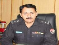 Raja Irfan ssumes charge office as Deputy Police Chief AJK