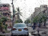Rain likely at isolated areas of upper parts, hot, humid weather  ..