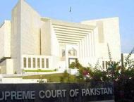 Supreme Court (SC) stops  re-polling at 29 polling stations in NA ..
