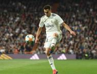 Madrid's Reguilon joins Sevilla on loan