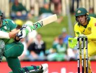 South Africa bat against Australia in World Cup