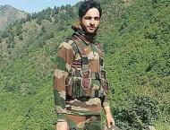 Shaheed Burhan Wani is the hero of Kashmir: Being followed by mil ..