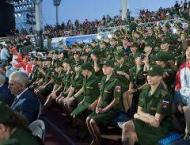 100 day countdown begins to 2019 Wuhan military  war games