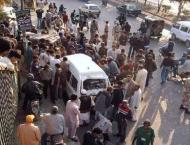 Two killed in road accident in Islamabad