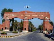 Bahauddin Zakariya University Pharmacy research centre to be set  ..