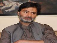 JKLF begins 'free Yasin Malik', 'Lift ban on JKLF in IOK ' campai ..