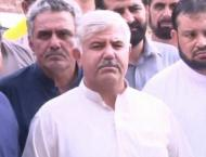 Chief Minister Khyber Pakhtunkhwa, Mehmud Khan grieves over loss  ..