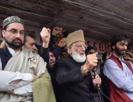 Joint Resistance Leadership calls for shutdown in IOK on Martyrs' ..