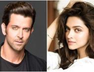 Deepika Padukone, Hrithik Roshan to perform in remake of 'Satte P ..