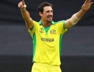 Australia's Starc sets record for most wickets at a single World  ..