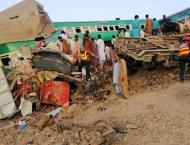 Akbar Express train accident: Death toll rises to 24, injured 84 ..