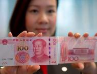 Chinese yuan strengthens to 6.8662 against USD Friday