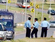 Motorway police apprehends two Pickpockets