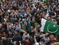 Jammu & Kashmir people observes Kashmir Martyrs Day with renewed  ..