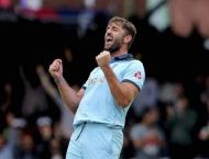 Lucky charm Plunkett says England World Cup win 'meant to be'