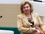 Moskalkova on Vyshinsky Case: He Must Be Acquitted, Apologies Off ..