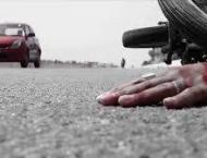 Two killed in road accident in Faisalabad