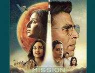 Akshay Kumar's Mission Mangal's new poster out; trailer to be unv ..