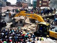 13 killed in Nigeria building collapse