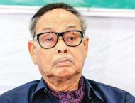 Pakistan expresses profound grief over death of Ershad