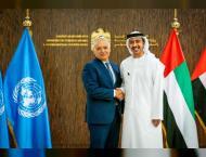 Abdullah bin Zayed receives UN Special Representative in Libya