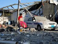 Major powers urge halt to Libya fighting