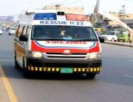 Four persons of a family killed in road accident in Chichawatni  ..
