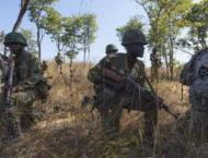 US AFRICOM Launches 12 Nation Military Exercise With Focus on Pea ..