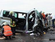 Minibus with migrants overturns in Turkey killing 15: report