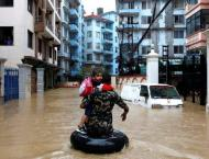 Death Toll From Floods Caused by Torrential Rains in Nepal Rises  ..