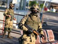 Suicide Bomber Kills Soldier in Egypt's North Sinai - Military Sp ..