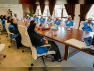 Al Bayt Mitwahid Association, Airbus provide talented students wi ..