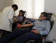 """Fatimid to hold """"Blood Bank Camp"""" at Police Headquarters on Frida .."""