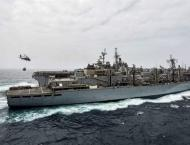 US destroyed Iranian drone in Strait of Hormuz, says Trump
